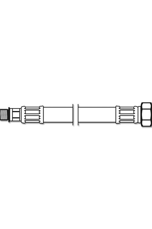 Priključna cev, Flexo (⅜-palčna, dolžina: 50 cm, M10)