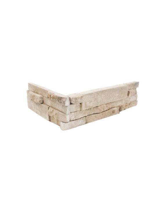 Kotni element Nun Nature (10 x 20 / 10 x 30 cm, bež/siva)