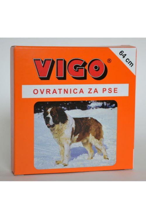 Ovratnica za pse proti bolham Vigo (64 cm)