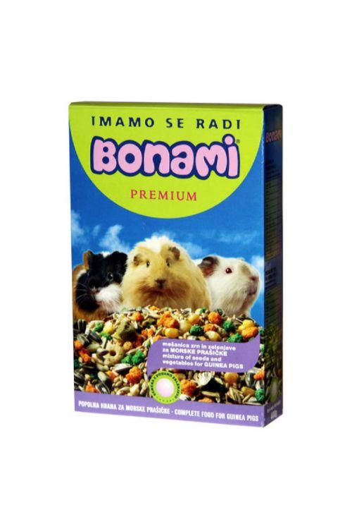 Hrana za morske prašičke Bonami (400 g)
