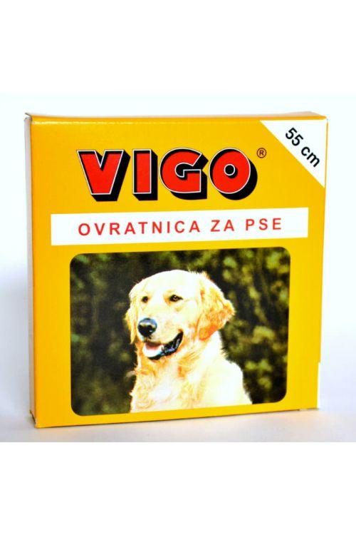 Ovratnica za pse proti bolham Vigo (55 cm)