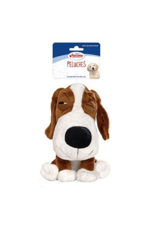 Igrača za pse Lazy Dog (dolžina 20 cm, pliš)