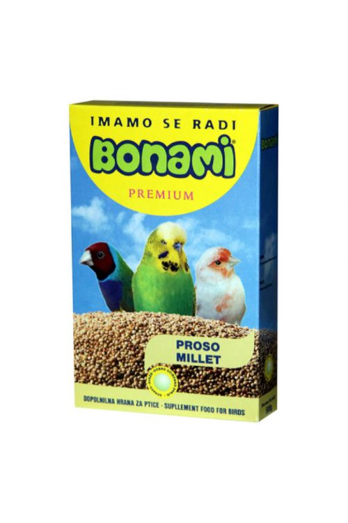 Proso za ptice Bonami (500 g)