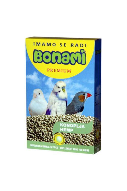 Konoplja za ptice Bonami (500 g)