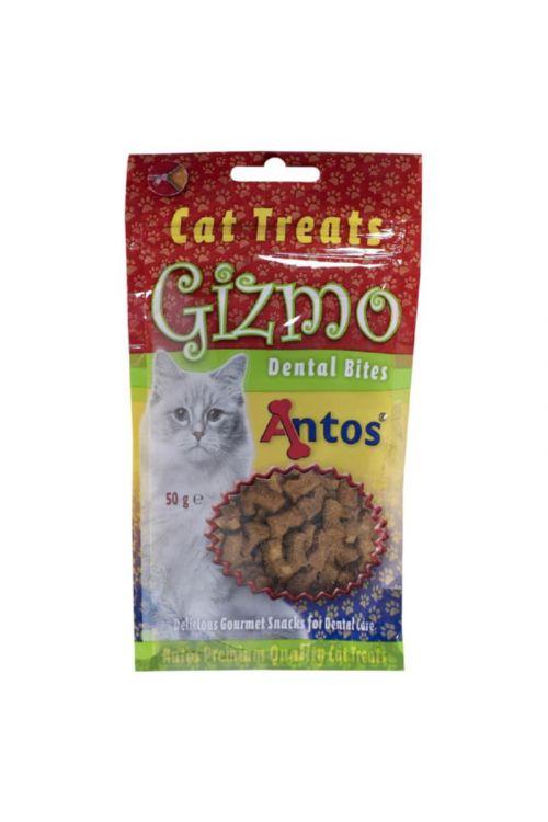 Priboljški za mačke Antos Gizmo (50 g)