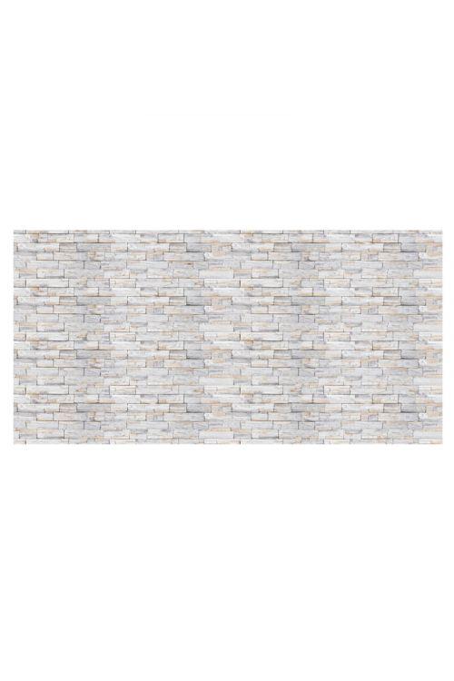 Stenska obloga Aures Dream (10x19 / 10x28 / 10x47 cm, bež/rjava/siva)