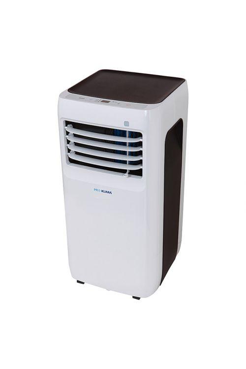 Prenosna klimatska naprava Proklima (2kW, moč hlajenja 7.000 BTU/h, za prostore do 20 m², časovnik, daljinski upravljalnik)