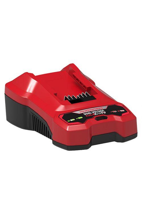 Polnilec POWERWORKS Dual Power P2448C (za vse 24/48 V Powerworks naprave, čas polnjenja 90 min, hitro polnjenje)