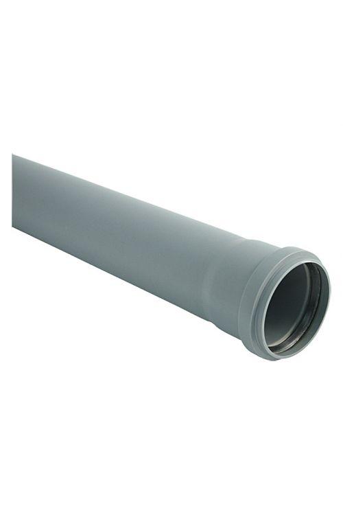 Cev za hišno kanalizacijo (DN 32, dolžina: 100 cm)