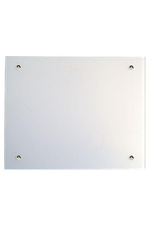 Infrardeči stekleni radiator, Admiral (bela, 500 W, 70 x 55 cm)