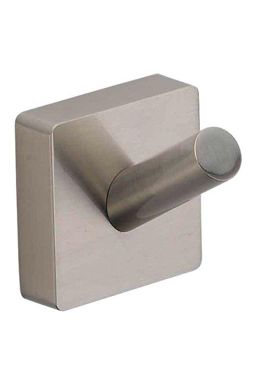 Kljukica za brisače Lenz Sky (pritrditev: lepljenje/vijačenje, nikljana)