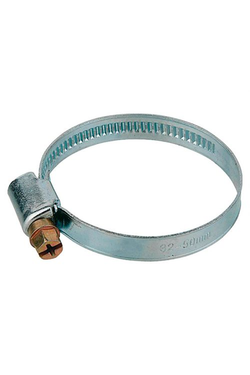 Cevna objemka (vpenjalno območje: 10–16 mm, pocinkana)