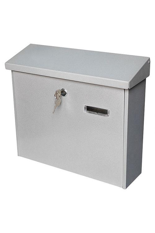 Poštni nabiralnik PM 55 Portaferm (100 x 377 x 320 mm, srebrn)