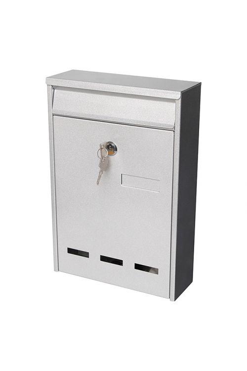 Poštni nabiralnik PM 11, Portaferm (srebrna)