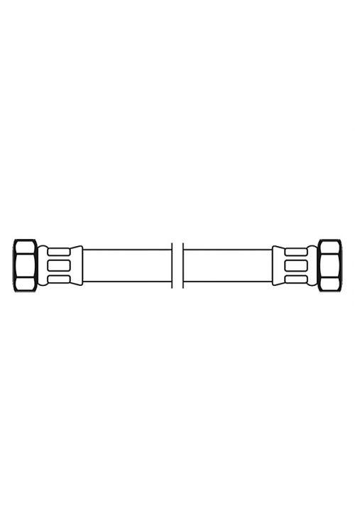 Priključna cev, Flexo (⅜-palčna/⅜-palčna, dolžina: 20 cm)