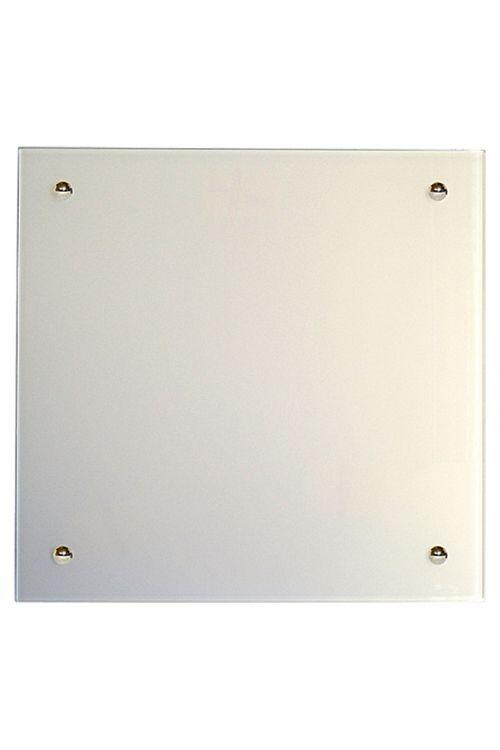 Infrardeči stekleni radiator, Admiral (bela, 350 W, 50 x 50 cm)