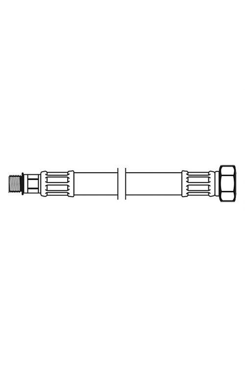 Priključna cev, Flexo (⅜-palčna, dolžina: 50 cm, M8)
