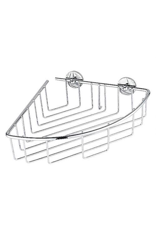 Kotna odlagalna košarica Tesa Baath Plus BT110P (enonadstropna, krom)