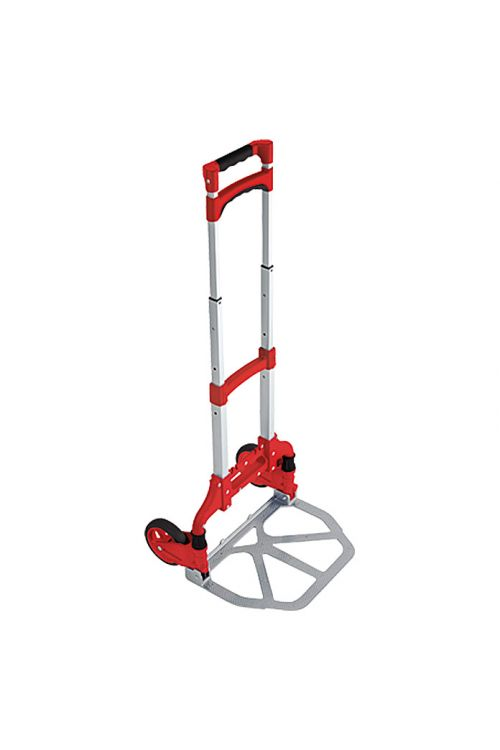 Transportni voziček BAUHAUS (aluminij, nosilnost: 70 kg, zložljiv)