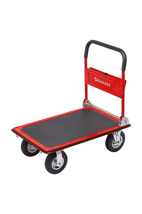 Voziček s platformo Cross Over BAUHAUS (jeklo, nosilnost: 300 kg, zložljiv)