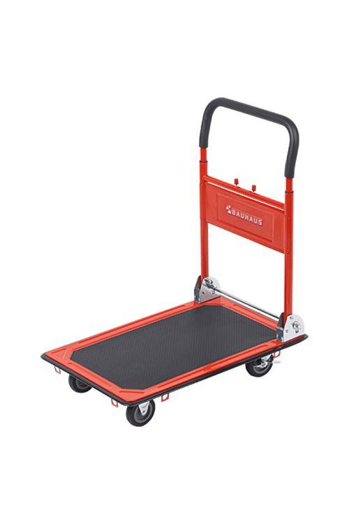 Voziček s platformo BAUHAUS (jeklo, nosilnost: 150 kg, zložljiv)