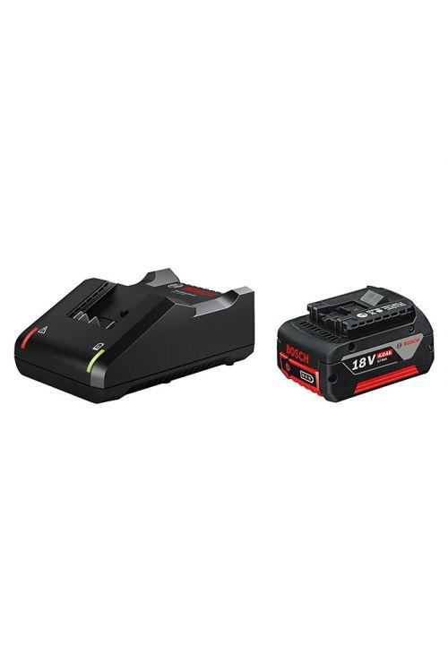 Starter-Set BOSCH Professional (polnilec GAL 18V-40 + baterija GBA 18V, 4.0 Ah)