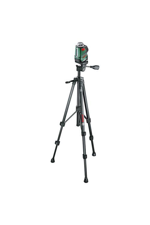 Linijski laser s stojalom BOSCH PLL360 (natančnost: ± 0,4 mm/m, premer delovnega območja: 20 m)