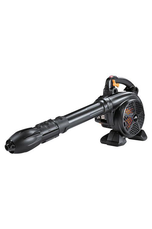 Bencinski pihalnik MCCULLOCH GBV 322VX  (hitrost pihanja 0-370 km/h, možnost sesanja, nizke vibracije)
