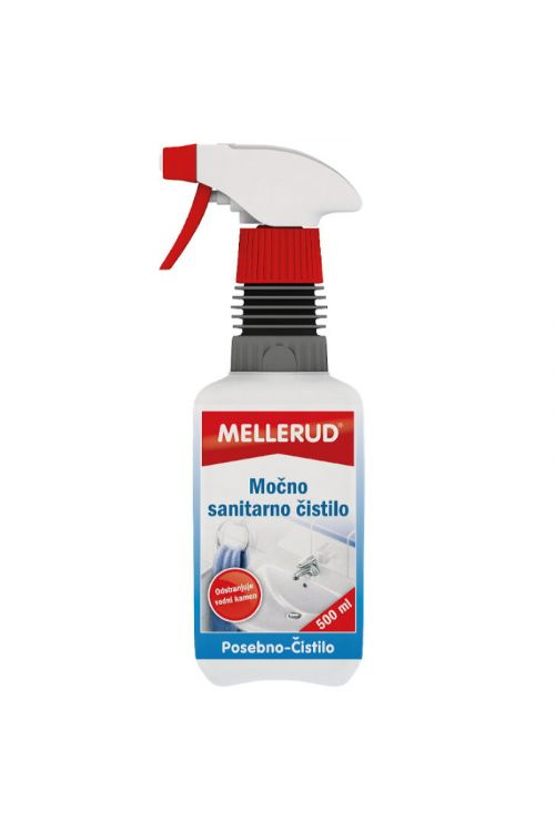 Močno sanitarno čistilo Mellerud (500 ml, z razpršilcem)