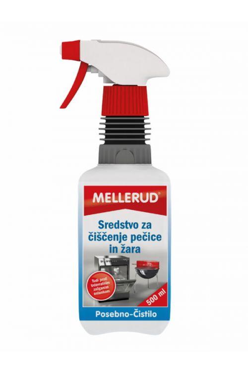 Sredstvo za čiščenje pečice in žara Mellerud (500 ml, z razpršilcem)
