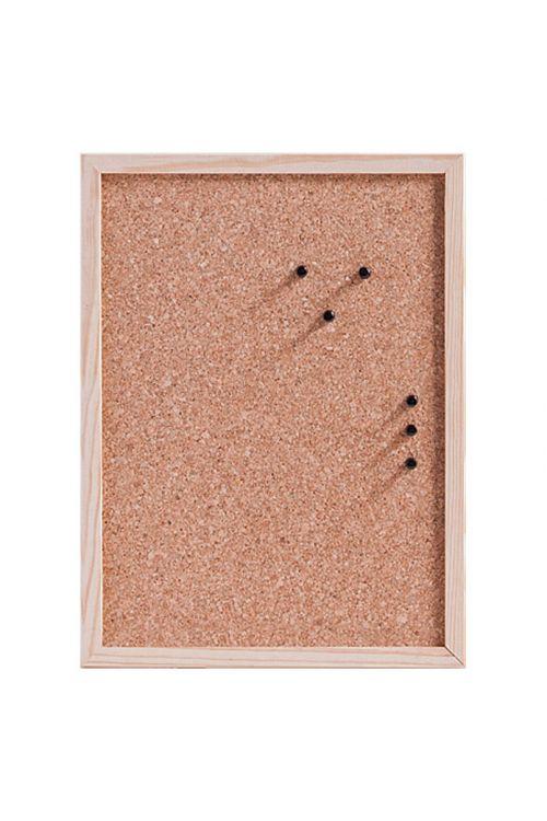 Oglasna deska (40 cm x 30 cm x 14 mm, pluta)