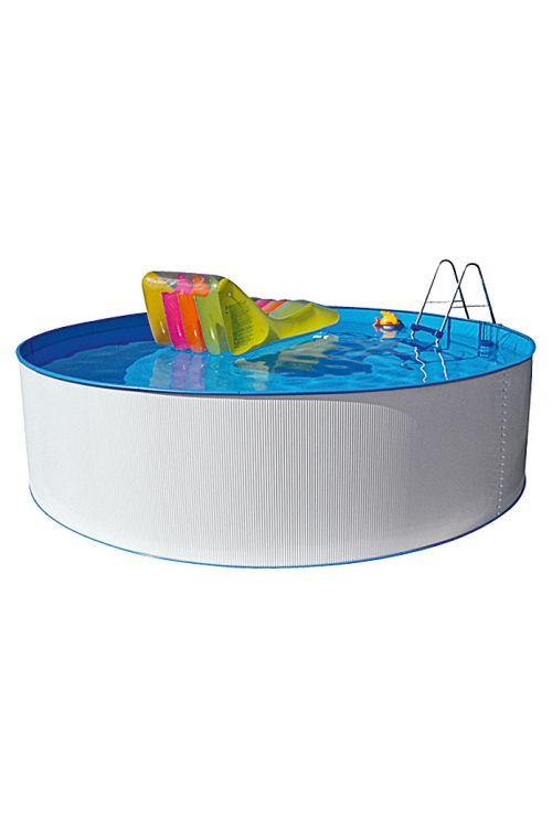 Bazenski komplet New Splash (Ø 350 cm, višina: 90 cm, prostornina: 7790 l)