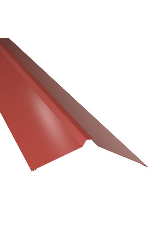 Ravno sleme PP12 (lončevina, dolžina: 100 cm, jeklena pločevina)