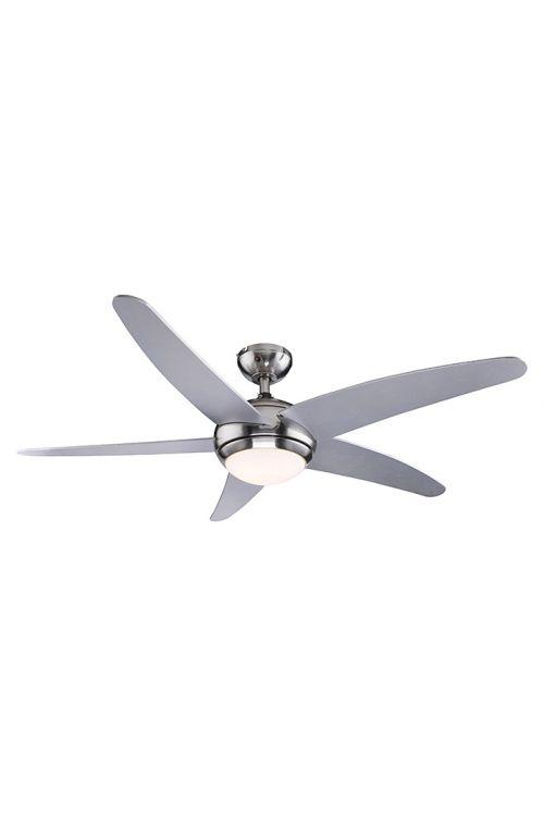 Stropni ventilator Proklima Fabiola (132 cm, srebrna, 80 W)