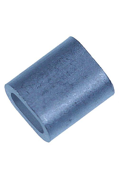 Vrvna sponka Stabilit (10 kosov, za vrvi premera: 4 mm, aluminij)