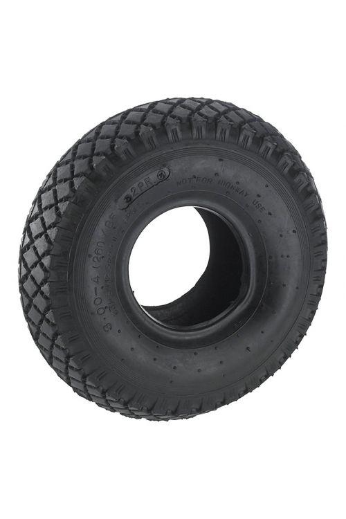 Nadomestna pnevmatika, Stabilit (primerna za: 4-palčno platišče, blok profil)