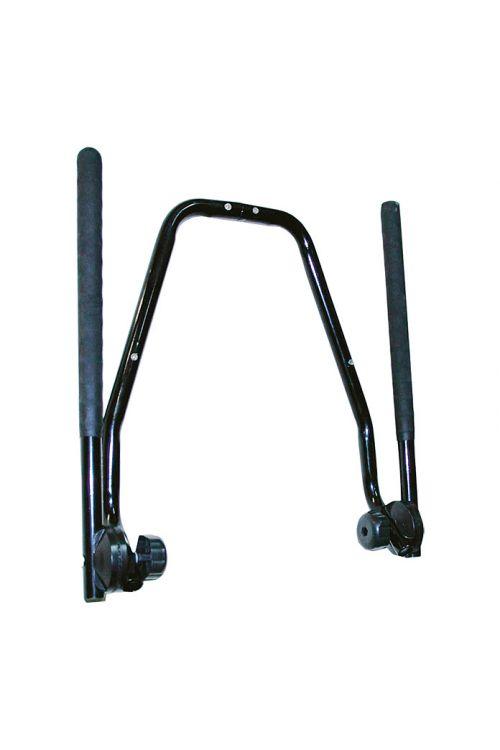 Stenski kavelj za kolo (primeren za: 2 kolesi, nosilnost: 30 kg)