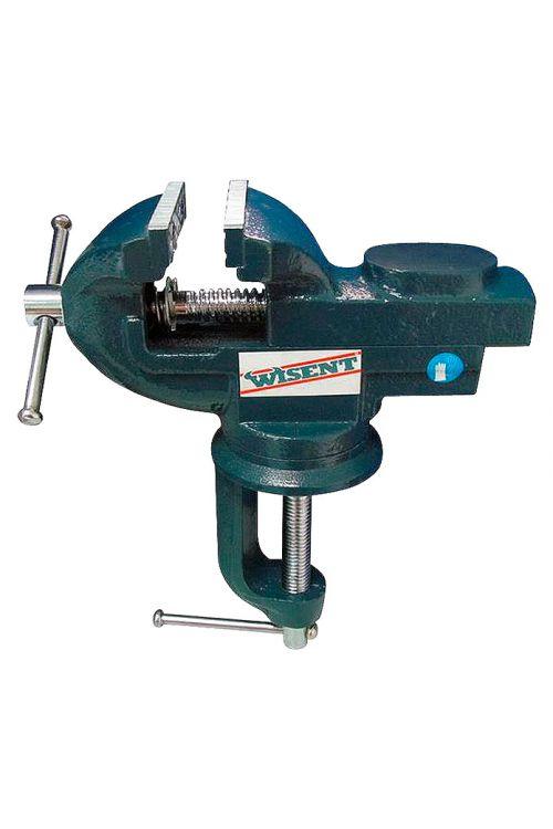 Namizni primež, Wisent (dolžina raztega: 60 mm, vrtljiv za 360°)
