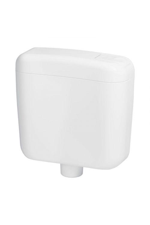 Kotliček Liv Vision (bela, količina vode 6-9 l, stop tipka, nizka ali visoka montaža, 40 x 42,5 x 13,5 cm)