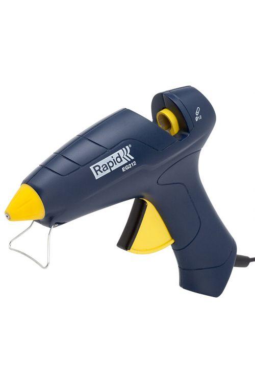 Pištola za vroče lepljenje Rapid EG212 (premer lepilnega vložka: 12 mm, od 170 do 190 °C, 200 W)