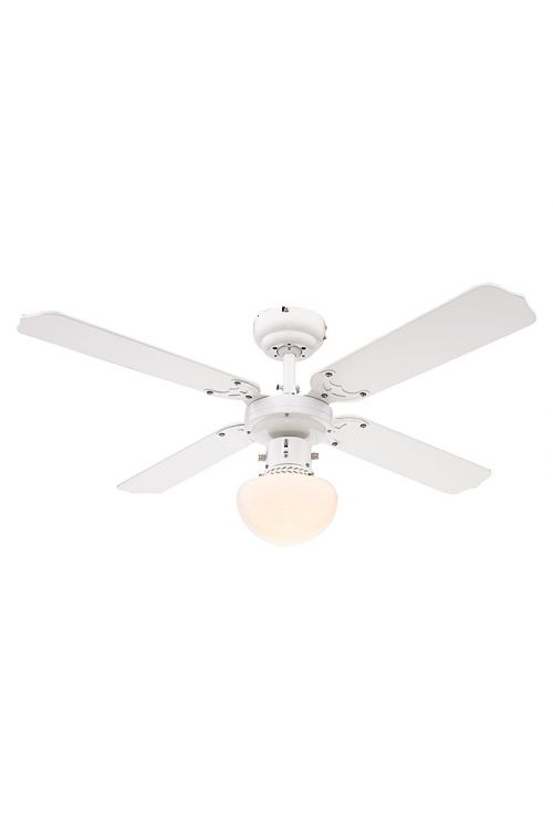 Stropni ventilator Proklima Bungonia (105 cm, bela, 60 W)