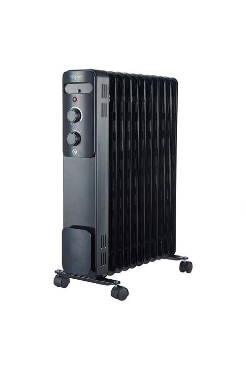 Električni oljni radiator Voltomat HEATING (črn, 2500 W, število reber: 11)
