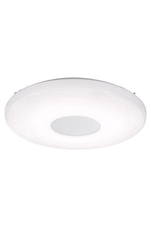 LED stropna svetilka Paul Neuhaus Lavinia (40 W, premer: 44 cm, višina: 7,2 cm, toplo bela svetloba)