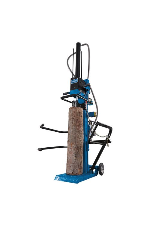 Hidravlični cepilnik Scheppach HL1020 (3,7 kW, moč cepljenja: 10 t, hitrost cepljenja: 7 cm/s)