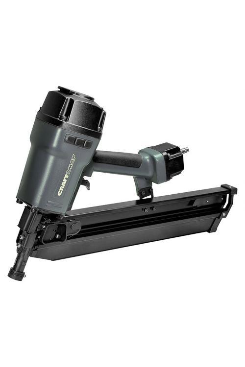 Pnevmatski žebljalnik Craftomat (obratovalni tlak: 6–8 barov, primeren za: žeblje od 50 do 90 mm)