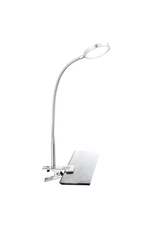 LED-svetilka s sponko Globo Pegasi (3 W, aluminij)