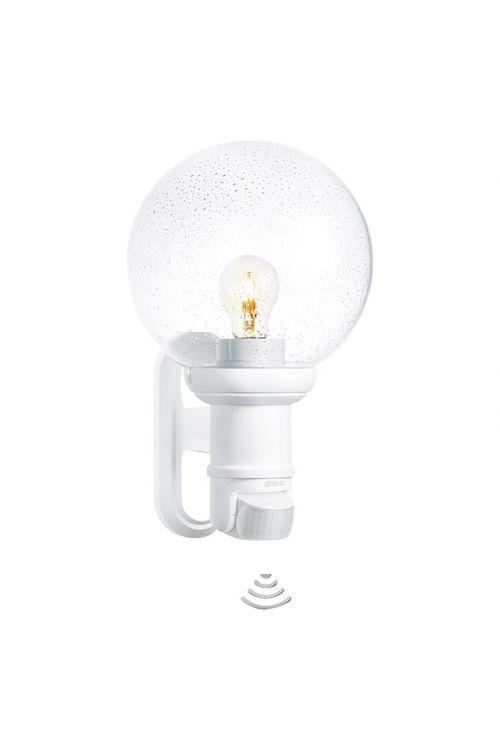 Zunanja stenska senzorska svetilka Steinel L 560 S (60 W, 21,5 x 36,8 x 24,8 cm, bela)