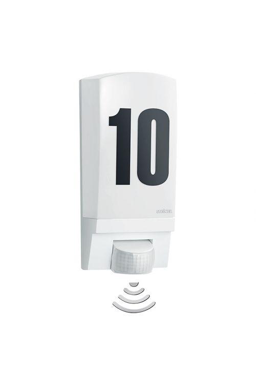 Zunanja senzorska svetilka Steinel L 1 (60 W, 11 x 25,5 x 11 cm, bela, IP44)