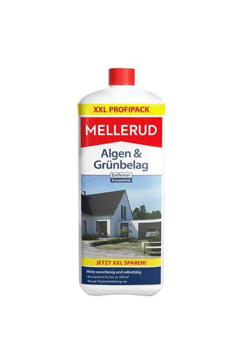 Sredstvo za odstranjevanje alg in zelenih oblog Mellerud (2 l, plastenka)
