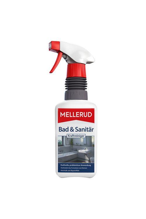Močno čistilo za kopalnice in sanitarije Mellerud (500 ml, z razpršilcem)
